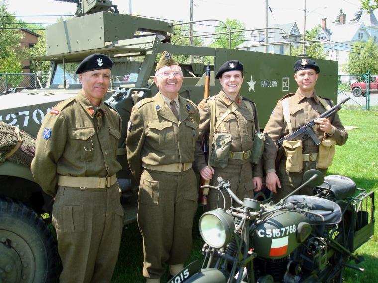 WWII Polish Living History Group